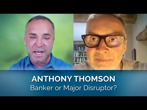 Anthony .@at_thomson: of .@atom_bank: Banker or Major Disruptor?  [Video] Podcast