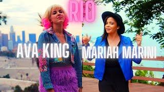 Mariah Marini and Ava King - RIO