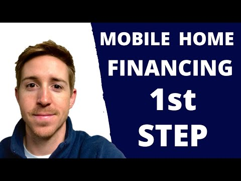 Introduction To Mobile Home Financing. 1st Thing You MUST Do! Mobile Home Masters