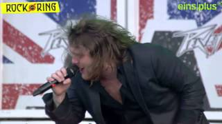 Asking Alexandria The Death Of Me Live Rock Am Ring