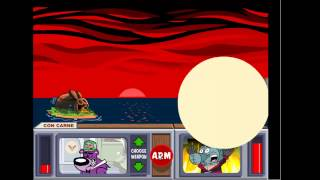 skylanderdude plays hector con carne battle forts game episode 2. I WIN