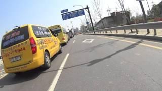 소니 액션캠 X1000V 바이크 테스트 영상/SUZUK…