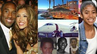 Kobe Bryant - Lifestyle | Legend | Net worth | Tribute | houses | plan | Family | Bio | Info