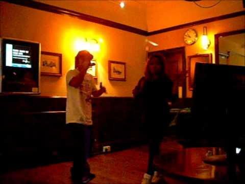Shirley & Jason - New York/Karaoke.wmv