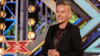 Can Sam Shepherd boogie his way to Boot Camp? | Auditions Week 2 | The X Factor 2017