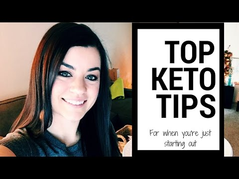 Top 5 Keto Tips | What I Wish I Knew When I Started