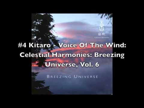 Kitaro - Celestial Harmonies: Breezing Universe, Volume 6 [FULL ALBUM]