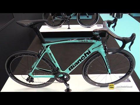 2017 Bianchi Oltre XR4 Road Racing Bike - Walkaround - 2016 Eurobike