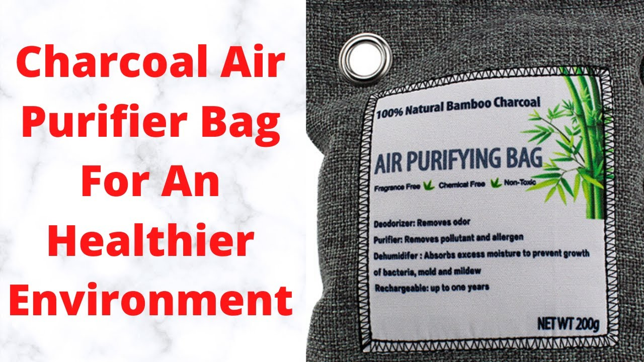 PureAir Max Charcoal Bag