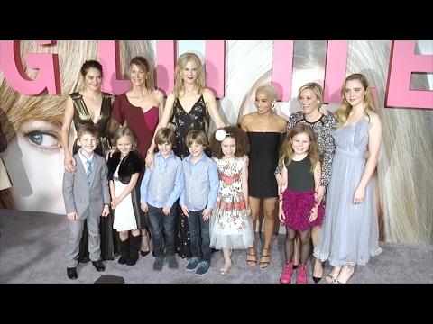 "HBO's ""Big Little Lies"" Premiere Nicole Kidman, Shailene Woodley, Reese Witherspoon"