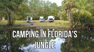 Florida Wilderness Camping