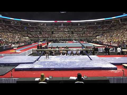 Shania Adams - Balance Beam - 2018 GK U.S. Classic - Senior Competition