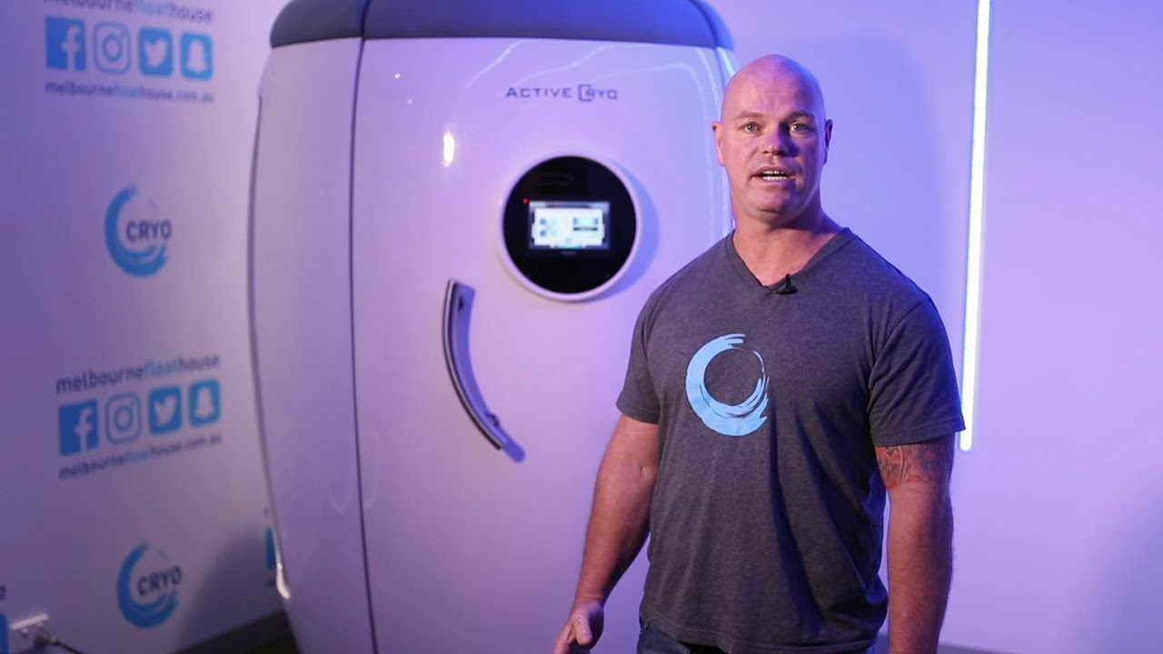 Cryotherapy Chamber Melbourne   Cryotherapy Centre Melbourne
