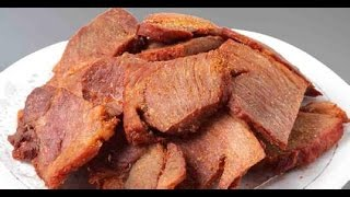 Жареная свиная вырезка