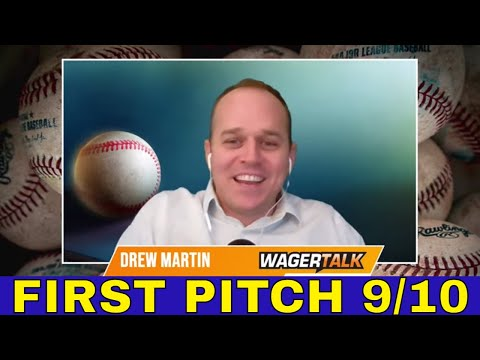 MLB Picks and Predictions | Free Baseball Betting Tips | WagerTalk's First Pitch for September 10