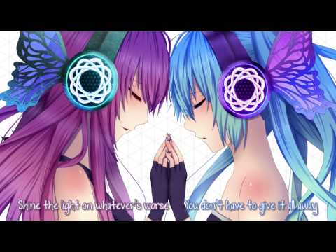 【Nightcore】→ Pretty Hurts // Try // Who You Are ( Switching Vocals ) || Lyrics
