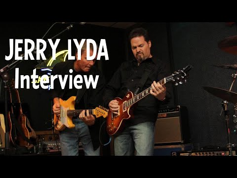 Jerry Lyda Interview - Artimus Pyle Band & owner of Music City Asheville - Everyone Loves Guitar #92
