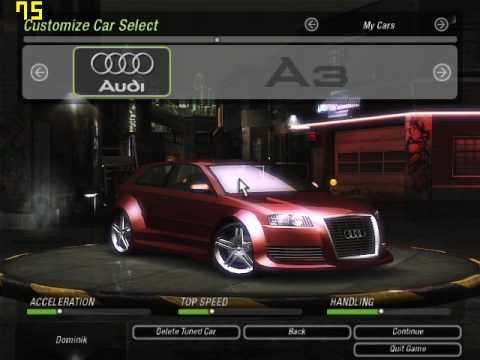 Need For Speed Underground 2  VK