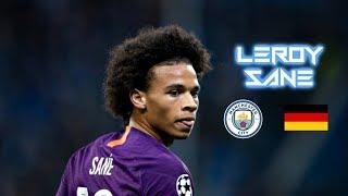 Leroy Sanè 2018-2019 - Insane Runs Skills & Goals - Manchester City