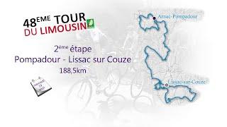 TDL 2015 | 2ème étape : Pompadour (19) - Lissac-sur-Couze (19) - 188.5km