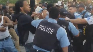 Chicago residents protest after fatal police shooting