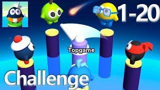 Beam Jump Challenge Level 1-20