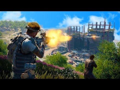 BLACK OPS 4 BATTLE ROYALE! | Black Ops 4 Blackout Gameplay