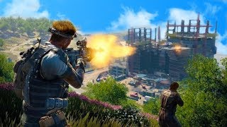 BLACK OPS 4 BATTLE ROYALE! | Black Ops 4 Blackout Gameplay