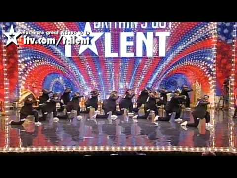 Ice Britain S Got Talent 2010 Auditions Week 5 Youtube