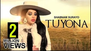 Шабнами Сурайе - Туёна Суруди Нав 2018 / Shabnami Surayo - Tuyona New Music 2018