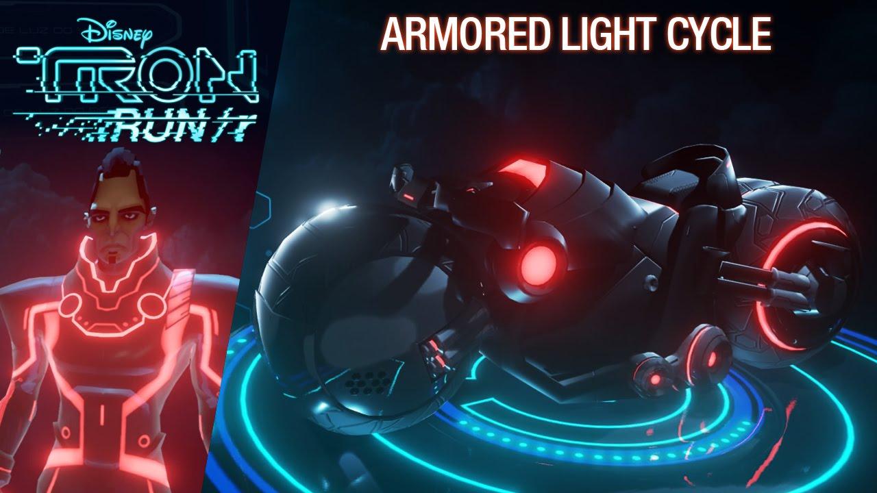 TRON RUN/r - General Tesler Uprising (Armored Light Cycle) Fase 12 & TRON RUN/r - General Tesler Uprising (Armored Light Cycle) Fase 12 ... azcodes.com