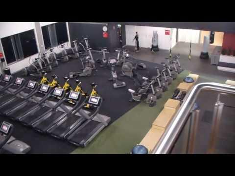 Academia em Melbourne Australia Virgin Active Gym 04