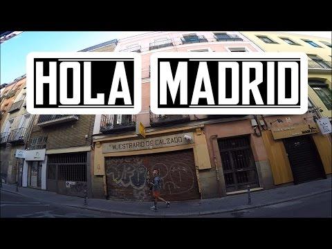 GoPro : Hola Madrid