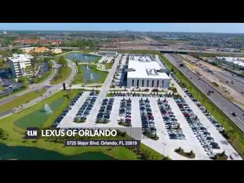 lexus orlando - youtube