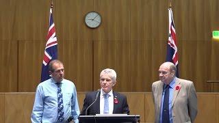 CSIRO Lacks Empirical Proof: Senator Roberts tables climate report on the CSIRO