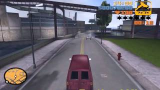 Grand Theft Auto III - Big N' Veiny with SHORTCUT