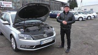 VW Passat B7 2.0 TDI DSG Плюси і Мінуси, Вартість Обслуговування, Відгук Власника!