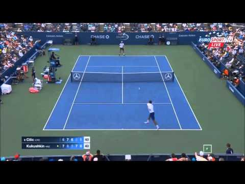 Marin Cilic - Best points 2015
