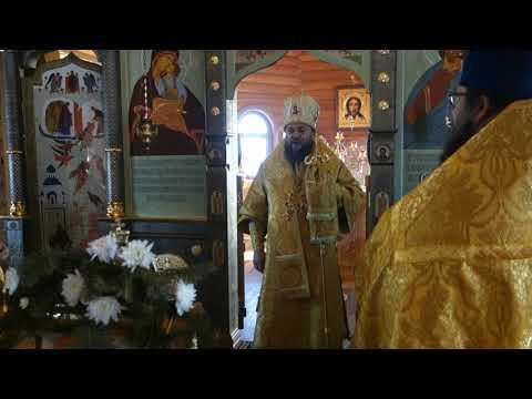 проповедь в праздник Сретения Господня село Верх Каргат Здвинский район НСО