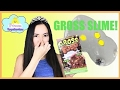 DIY How to Make Poop Slime for Kids | Disgusting Poop Prank on Princess T with Princess ToysReview