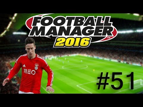 #51 Nuno Santos | Football Manager 2016 | Wonderkid