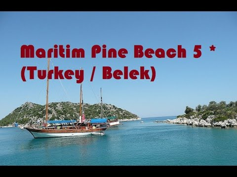 Overview hotel:  Maritim Pine Beach 5 * (Turkey / Belek)