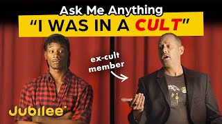 I Was in a Cult for 16 Years. Ask Me Anything.
