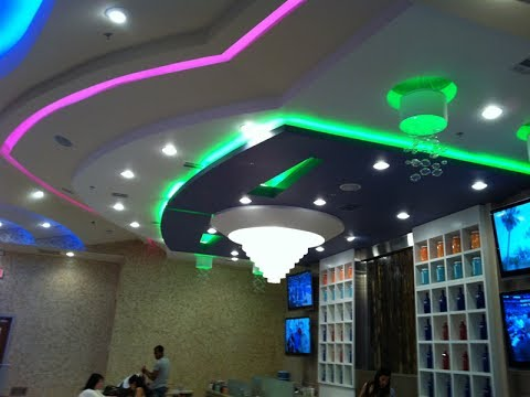 False Ceiling Design For Bedroom Indian Lighting