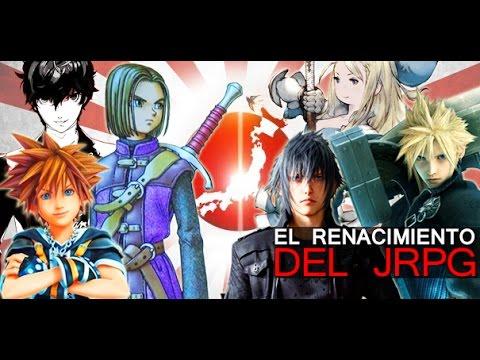 RENACE EL JRPG, Vídeo Reportaje