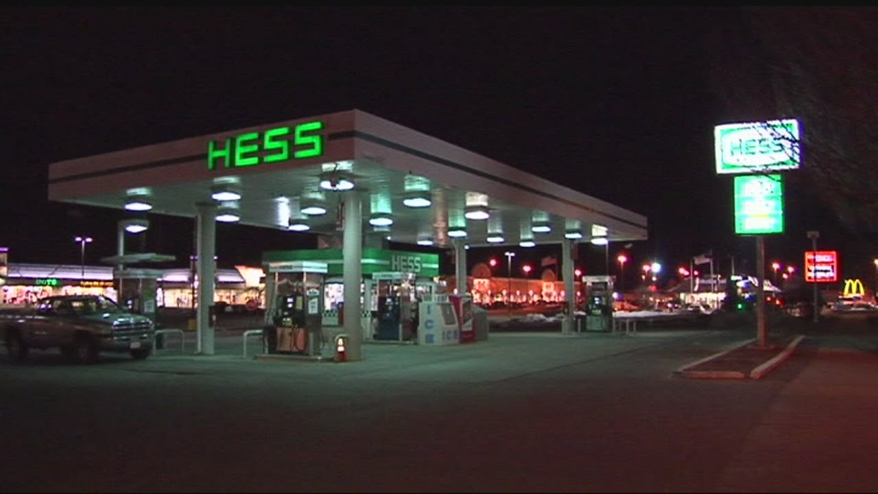 Find Gas Stations >> WMass Hess stations won't shut down - YouTube