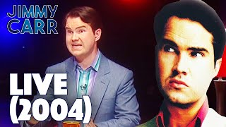 Jimmy Carr: Live (2004) FULL SHOW | Jimmy Carr