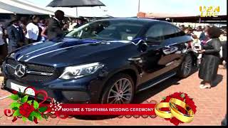 Download Video Nkhume Mukhuba and Tshifhiwa Mashau Wedding Ceremony Day 1 with Pastor Mukhuba MP3 3GP MP4