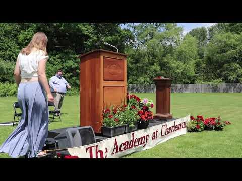 The Academy at Charlemont Graduation Ceremony 2020 v2