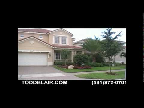 Paloma Palm Beach Gardens FL Homes For Sale Driving Video Tour